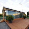 "Ukrainian Firm Creates ""Autonomous 3D-printed Mobile House"""