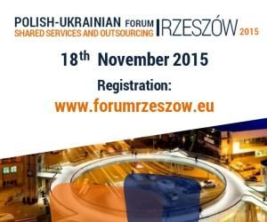 Polish-Ukrainian Shared Services and Outsourcing Forum