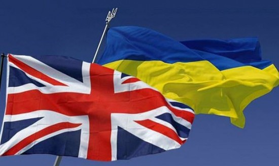 Ukraine and United Kingdom
