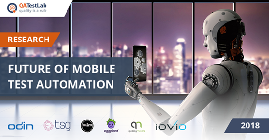 Future of Mobile Test Automation